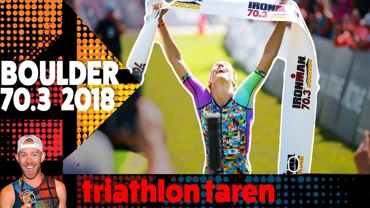 The Boulder Colorado IRONMAN 70 3 Triathlon | August 3, 2019