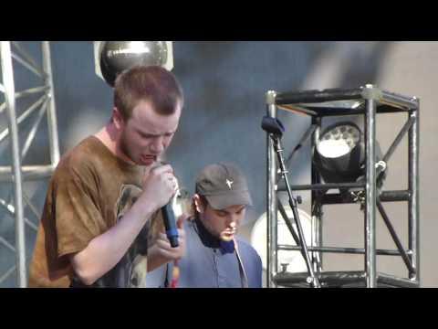 Corbin (FKA Spooky Black) - LIVE - BEACH GOTH 2016