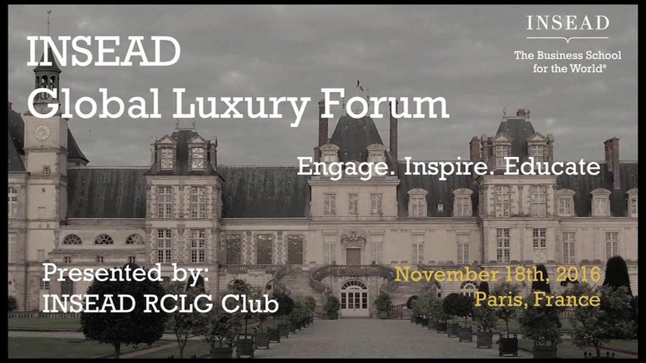 Luxury forum