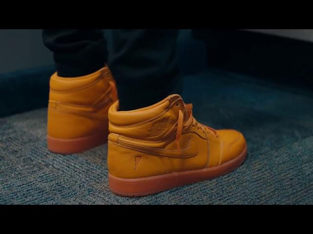 "Foot Locker x Jordan ""#BoldLikeKawhi"