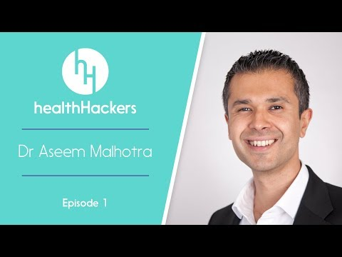 Ep 1: Dr Aseem Malhotra The Pioppi Diet, fat fearing & a reason to stand up every 45 mins