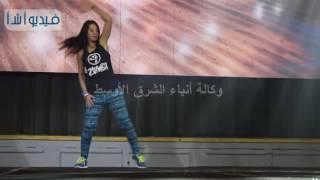 بالفيديو: حفل افتتاح مهرجان الصحة والجمال برقصة الزومبا