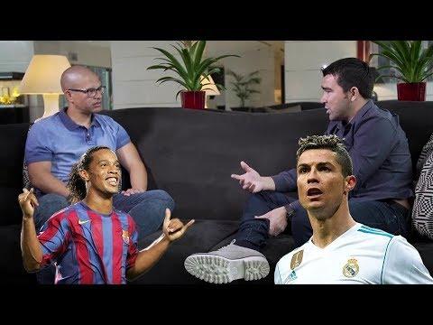 Deco revela que o Cristiano Ronaldo perguntava sobre o Ronaldinho thumbnail