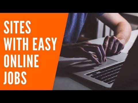 Easy Online Jobs You Can Do at Home as a Beginner
