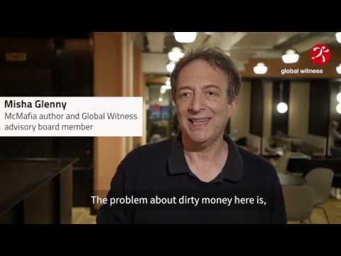 Uncovering Moneyland: Misha Glenny on London's dirty money problem