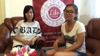 Видео отзыв о проживании в Like Hostel Краснодар 05.08.2015 от наших друзей из Китая(, 2015-08-06T12:17:51.000Z)