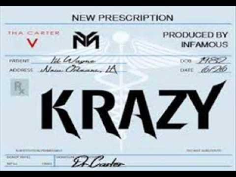 Download Lil Wayne  - Krazy