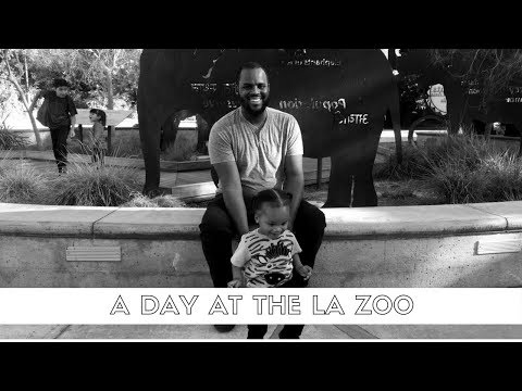 A DAY AT THE LA ZOO & Cal Poly Pomona Tour