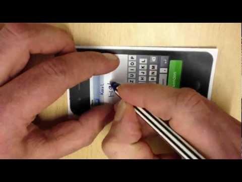 Senioren OS - SMS an Kontakt