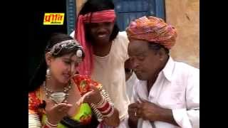 Chaku Chhuri Dhar Dhiravo - Rajasthani Hit Comedy & Funny Movie By Pukhraj Nadsar (Part 4)