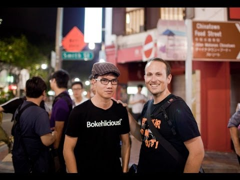 VLOG Day #25 continued & day 26 - Singapore Photowalk and Orchard Road