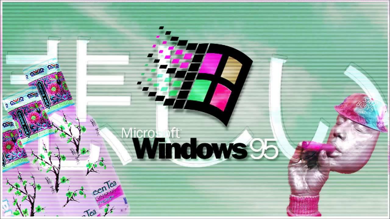 Aroundthebend With Windows 95 Aesthetics {。^ ‿ ^。}