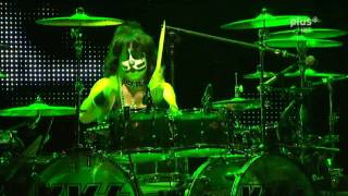 KISS - Deuce - Rock Am Ring 2010 - Sonic Boom Over Europe Tour