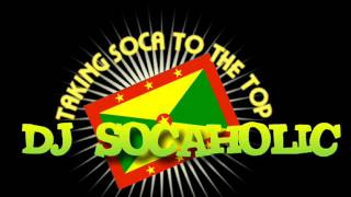 GREENZ SOCA 2012 MIX DOWN - DJ SOCAHOLIC PRODZ