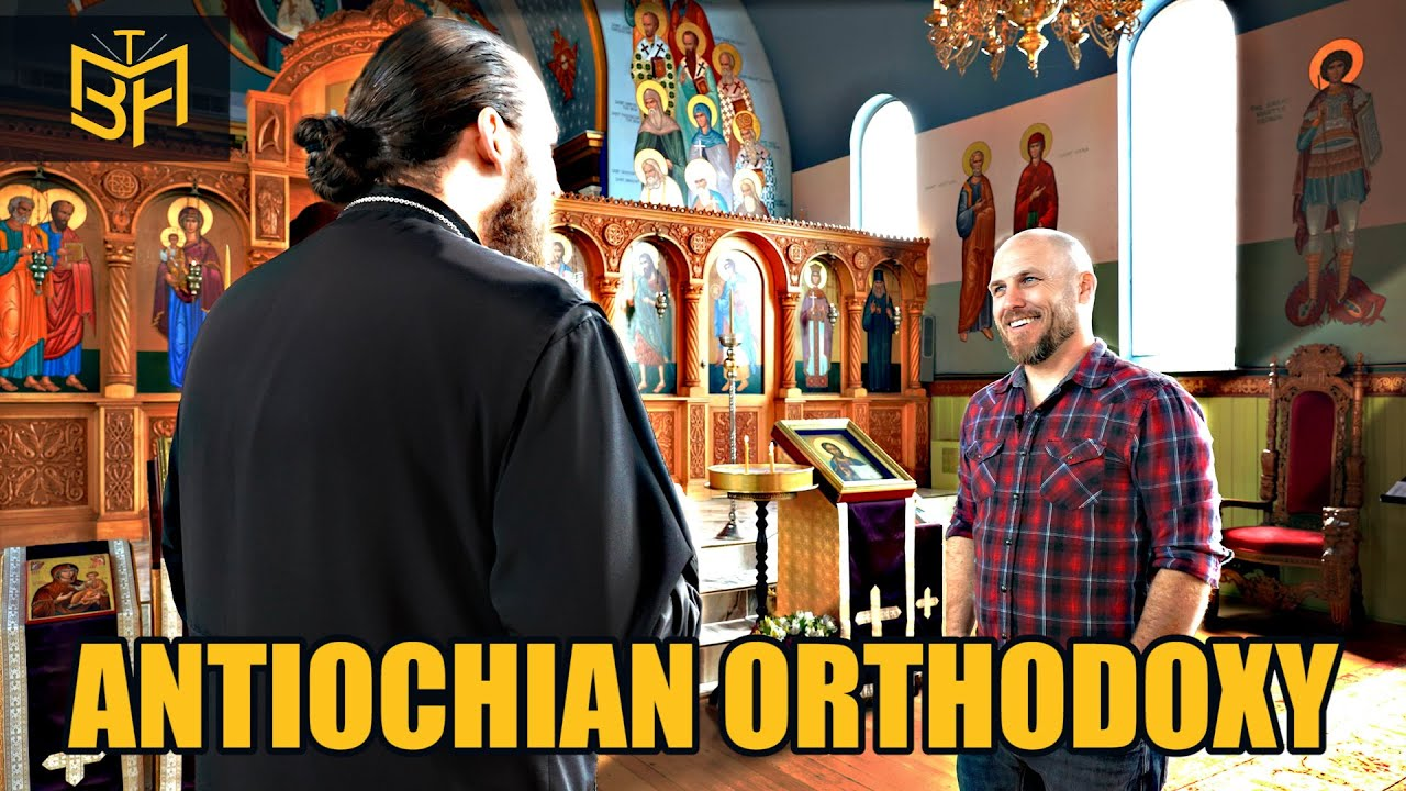 A Protestant visit of an Orthodox Church