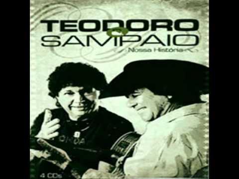 DE OURO BAIXAR SUCESSOS TEODORO SAMPAIO E CD
