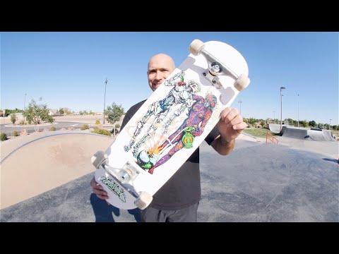 JAKE WOOTEN 'DUO' VX DECK PRODUCT CHALLENGE w/ ANDREW CANNON! | Santa Cruz Skateboards