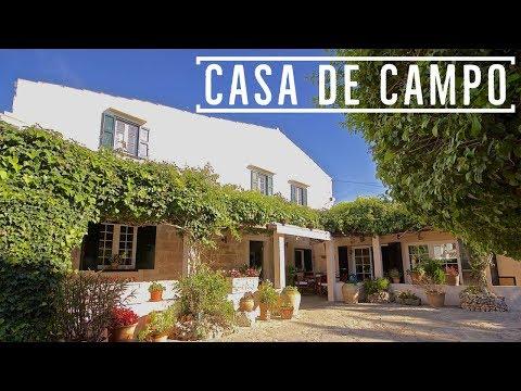 Casa de campo en farm house in san clemente menorca ref - Inmobiliaria bonnin sanso ...