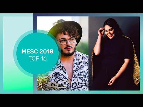 ESC 2018: 🇲🇹  MALTA NF (MESC 2018) - TOP 16 w/ COMMENTS