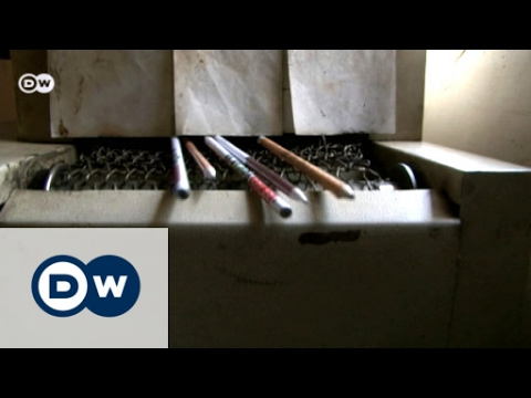 Kenya's green pencils | Eco-at-Africa