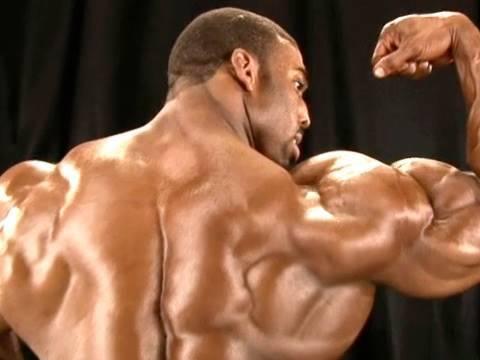2009 NPC Nationals Men's Bodybuilding Posing 3