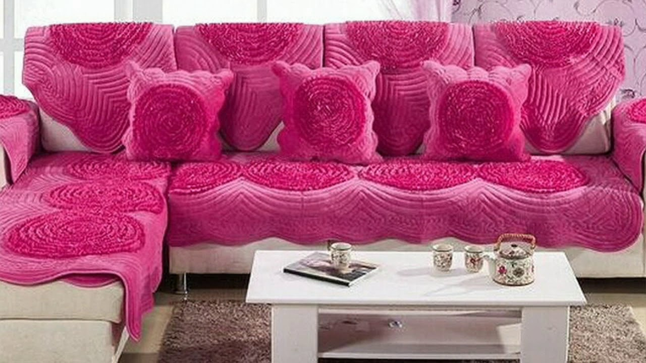 Modern Sofa Cover Design Ideas 2019