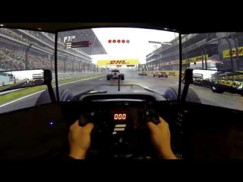 F1 2015 - Oiga!!! Una Repsol por aquí? - Mclaren Honda MP4-30 @ Sochi Russian GP - Fanatec ClubSport