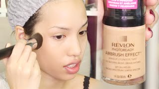 NEW REVLON PHOTOREADY AIRBRUSH EFFECT | Foundation Review