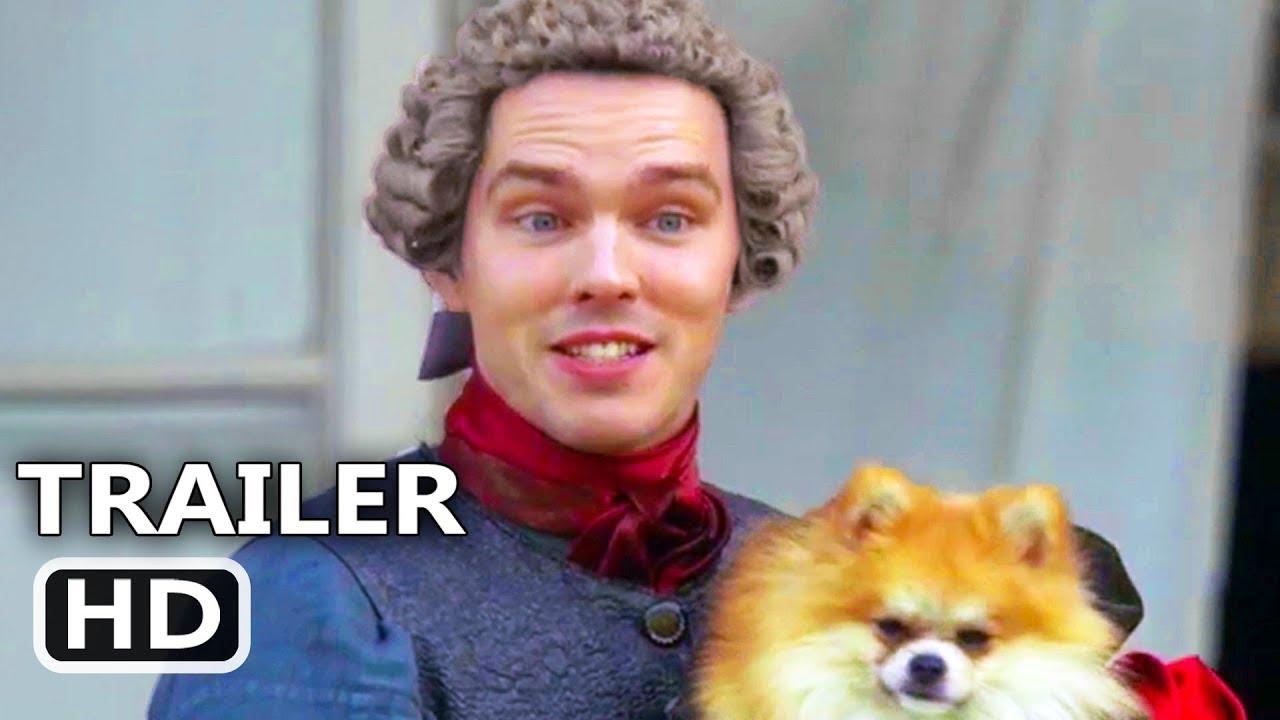 THE GREAT Trailer (2020) Nicholas Hoult, Elle Fanning Drama Series