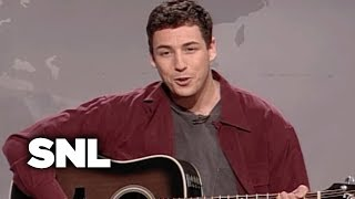 Weekend Update: Adam Sandler on Hanukkah - SNL