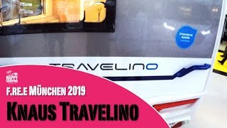 Vorstellung Roomtour Knaus Travelino | Happy Camping