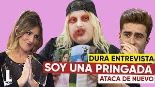 'Soy Una Pringada' ataca de nuevo a Carlota Corredera y opina duramente sobre otros famosos