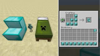 How to Craft Anything in Minecraft!