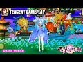 [Android/IOS] YunMengSiShiGe (云梦四时歌) by Tencent 3D RPG Gameplay