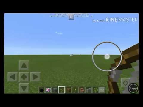Cara Membuat Naga di Minecraft PE