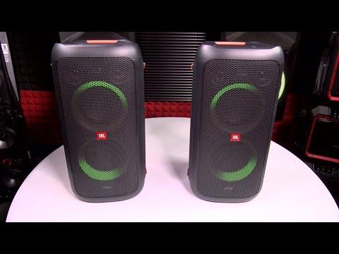JBL PartyBox 100 - JBL's Most Affordable Party Speaker!