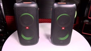 JBL PartyBox 100 - JBL's Most Affordable Party Speaker!