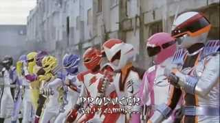 Power Rangers Jungle Fury: Team Up Opening