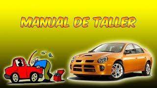 Manual De Taller Chrysler Neon 1994-1999