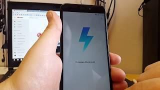Сброс Google аккаунта Xiaomi Redmi 4X Android 7.1.2 MIUI 9 Global