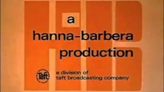 Spoof Montage: Hanna-Barbera and Paramount Television Logo Mash-Up (1967-1979)