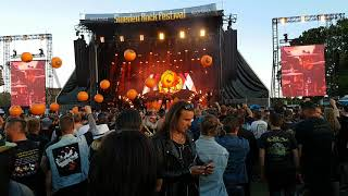 Helloween  - I want out - Live at Sweden Rock Festival 2018