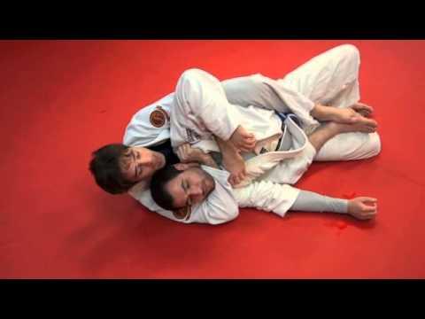 NJ MMA Gyms  Awesome Headlock Escape To Shoulder Break And Choke