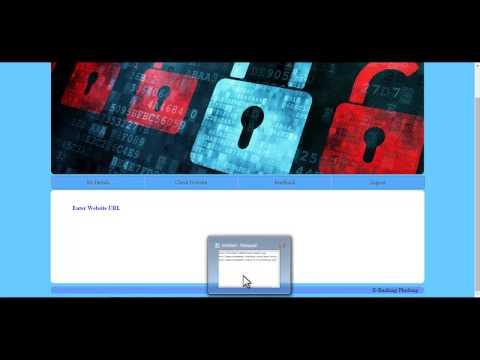 Detecting E Banking Phishing Websites Using Associative Classification