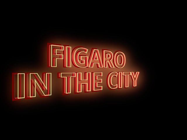Opera Fuoco - Figaro in the City - Teaser
