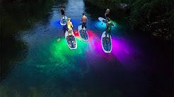 SUP Night Glow Tour by Paddle SMTX