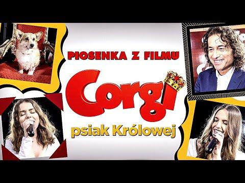 """Corgi, psiak królowej""   ""Psai kostka"" - Piotr Rubik, Olivia Wieczorek, Magda Bereda"