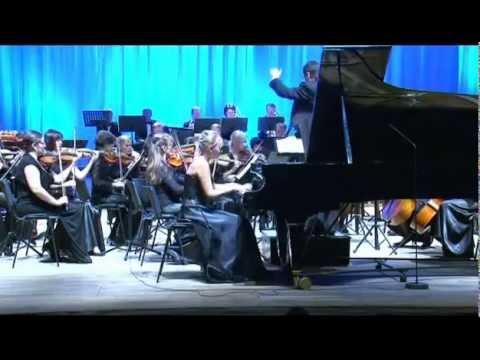 Елизавета Левицкая и Государственный Симфонический оркестр УР, дирижер Николай Роготнев