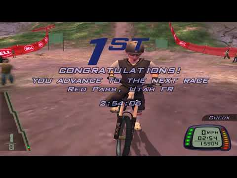 Downhill Domination - Super Career (Use Cheat)