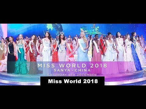 Miss World 2018 (LIVE)